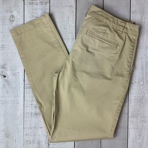 Gap Broken-In Straight Khakis